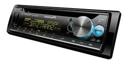 Pioneer 1-DIN CD Player Receiver with Bluetooth USB Aux DEH-