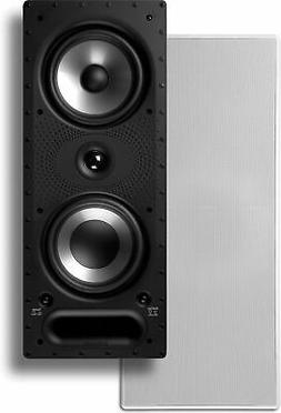 Polk Audio 265-RT 3-way In-Wall Speaker - The Vanishing Seri