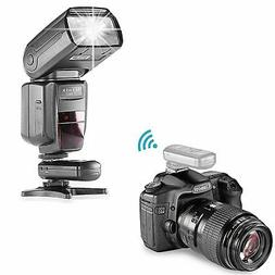 Neewer FC-16 Multi-Channel 2.4GHz 3-IN-1 Wireless Hot Shoe F