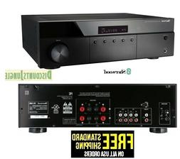 Sherwood - 200w 2.0-ch. A/v Home Theater Receiver - Black