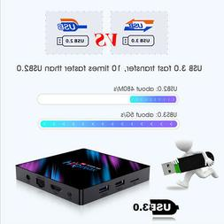 Android 9.0 2-64GB 4K Quad Core Media Player WiFi Bluetooth