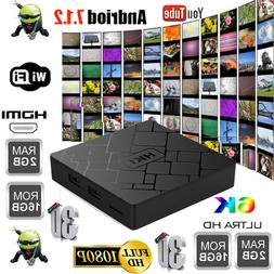 Arabic iptv Android TV Box RECEIVER  WiFi Internet 1 YEAR Wa