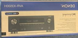 Denon AVR-X3500 Receiver - 8 HDMI Input/3 Output and Enhance