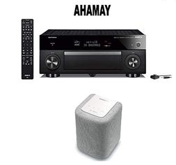 Yamaha AVENTAGE RX-A1080 7.2-ch 4K Ultra HD AV Receiver with
