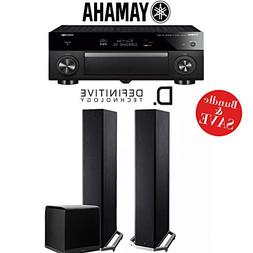 Yamaha AVENTAGE RX-A1080 7.2-Channel 4K Network AV Receiver