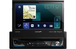 "Pioneer AVH-3300NEX 1 DIN DVD/CD/MP3 Player 7"" Flip Up Bluet"