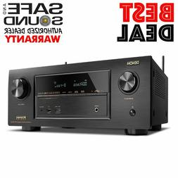 DENON AVR-X3400H 7.2 RECEIVER AVRX3400H WITH HEOS | REPLACES