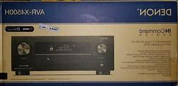 Denon AVR-X4500H Receiver 8 HDMI in /3 Out, High Power 9.2 C