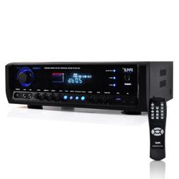 PYLE BLUETOOTH 300W HOME STEREO RECEIVER AMPLIFIER AM/FM USB