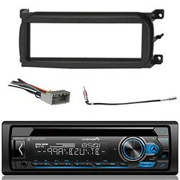 Pioneer Bluetooth In-Dash CD Car Stereo Audio Receiver Bundl