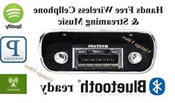 Custom Autosound Stereo + BLUKIT compatible with 1967-1973 M