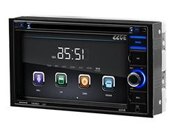 """Boss Audio BV9356 6.2"""" DVD Receiver with Remote"""