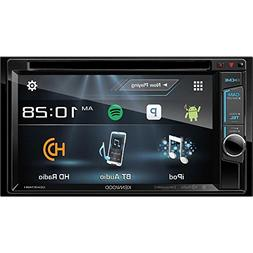 "KENWOOD DDX574BH 6.2"" TV CD MP3 DVD USB BLUETOOTH IPHONE PAN"