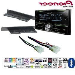 Pioneer Double DIN CD Receiver with Enhanced Audio Functions