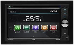 Double-DIN DVD Player 6.2 Touchscreen