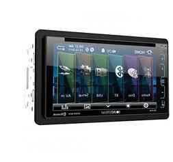 "Soundstream Double Din VR-65B DVD/CD/MP3 Player 6.2"" LCD Blu"