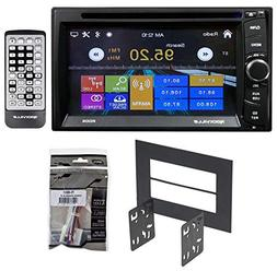 DVD/iPhone/Android/Spotify/Bluetooth Stereo Receiver For 200