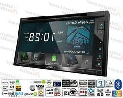 "Kenwood Excelon DDX6906S 6.75"" Double Din DVD Receiver wit"