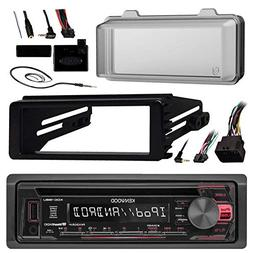96-2013 Harley Touring Stereo Radio Install Adapter Dash kit