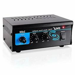 Home Audio Power Amplifier System 2X40W Mini Dual Channel So