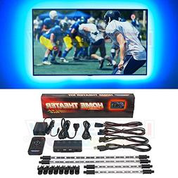 LEDGlow Million Color Home Theater LED Accent Lighting Kit -