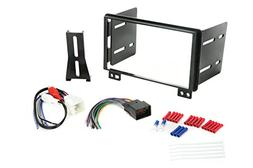 Install Centric ICFD5BN Ford 2002-06 Double Din, Premium Sou