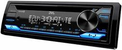 JVC KD-T710BT Bluetooth 1-DIN Car Stereo CD Receiver with US