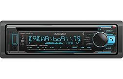 Kenwood KDC-BT368U in Dash CD Receiver with Built in Bluetoo