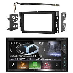 Kenwood Double DIN Navigation Bluetooth in-Dash Touchscreen