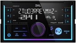 JVC KW-X830BTS DOUBLE DIN MEDIA RECEIVER WITH BLUETOOTH
