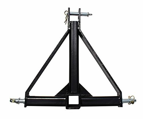 3 Trailer 1 Tractor Tow Hitch Drawbar Adapter