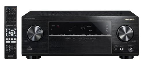 Pioneer VSX-523 5.1-Channel A/V Receiver