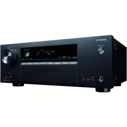 Onkyo A/V Receiver | HDMI | Front | Bluetooth |