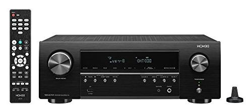 Denon Receiver, 5.2 channel, Ultra Theater and with Link Wireless Music Streaming