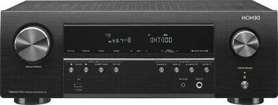 av receiver audio component