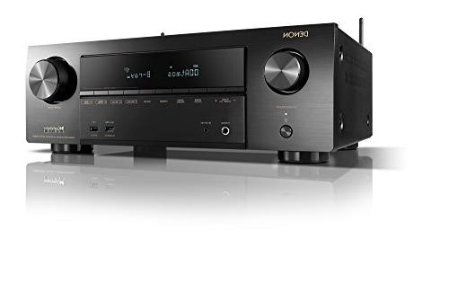 Denon HDR10, 3D video | 7.2 Ultra HD Home Dolby Sound Streaming System with