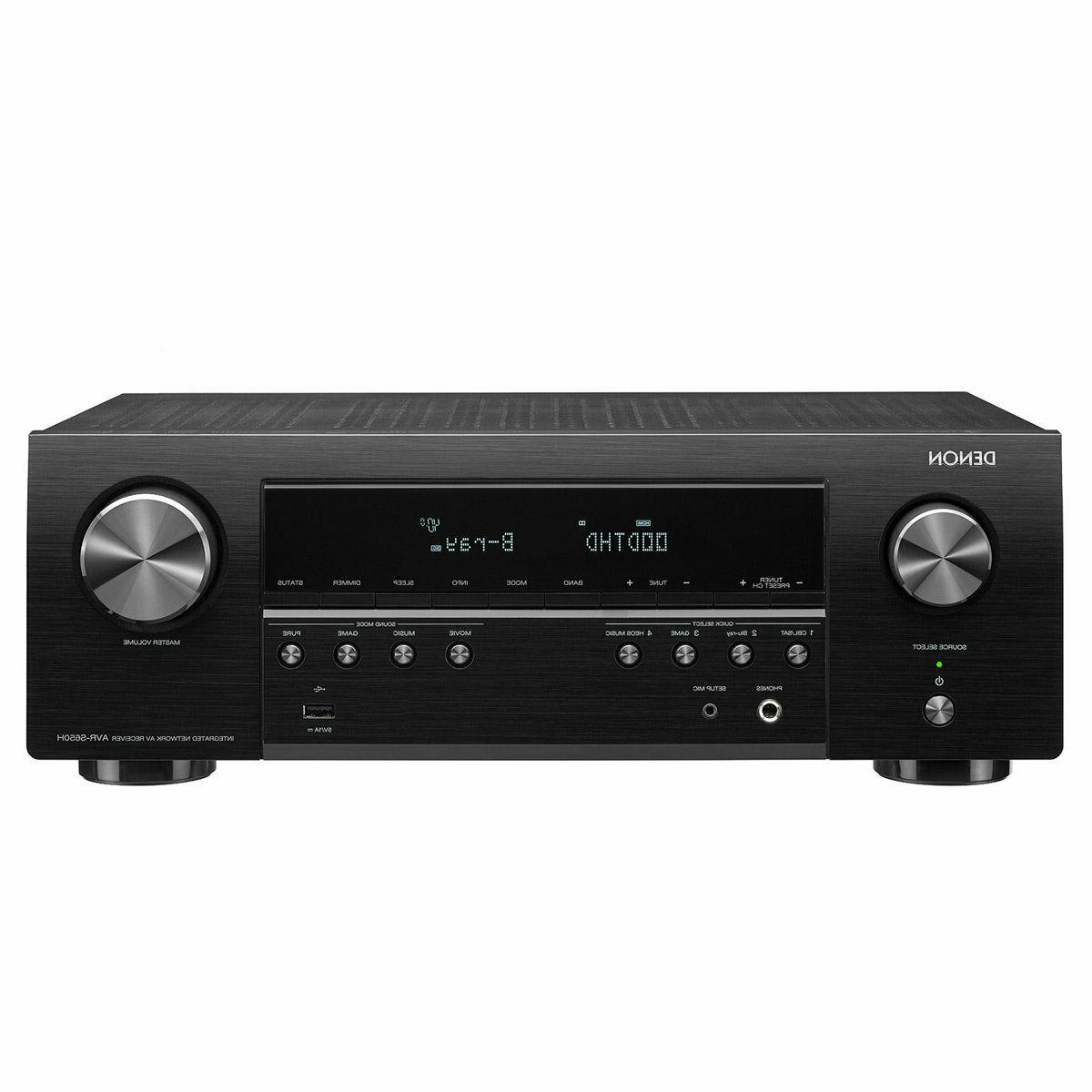 avr s650h 5 2 channel a v