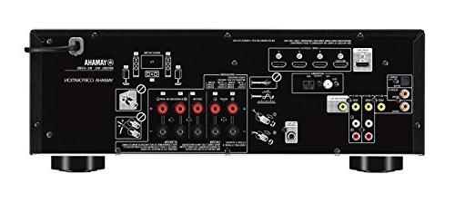 Yamaha 5.1-Channel 4K Ultra AV with