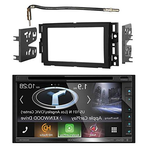kenwood double din navigation bluetooth