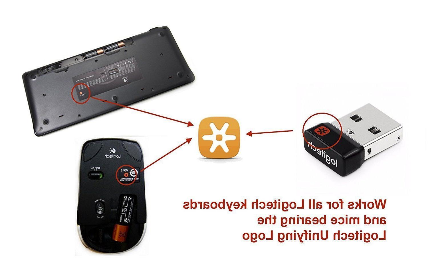 Logitech Dongle for mouse and keyboard