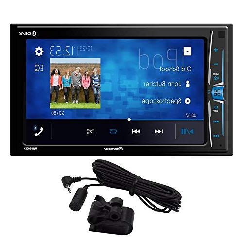 Pioneer MVH-200EX Bluetooth Car