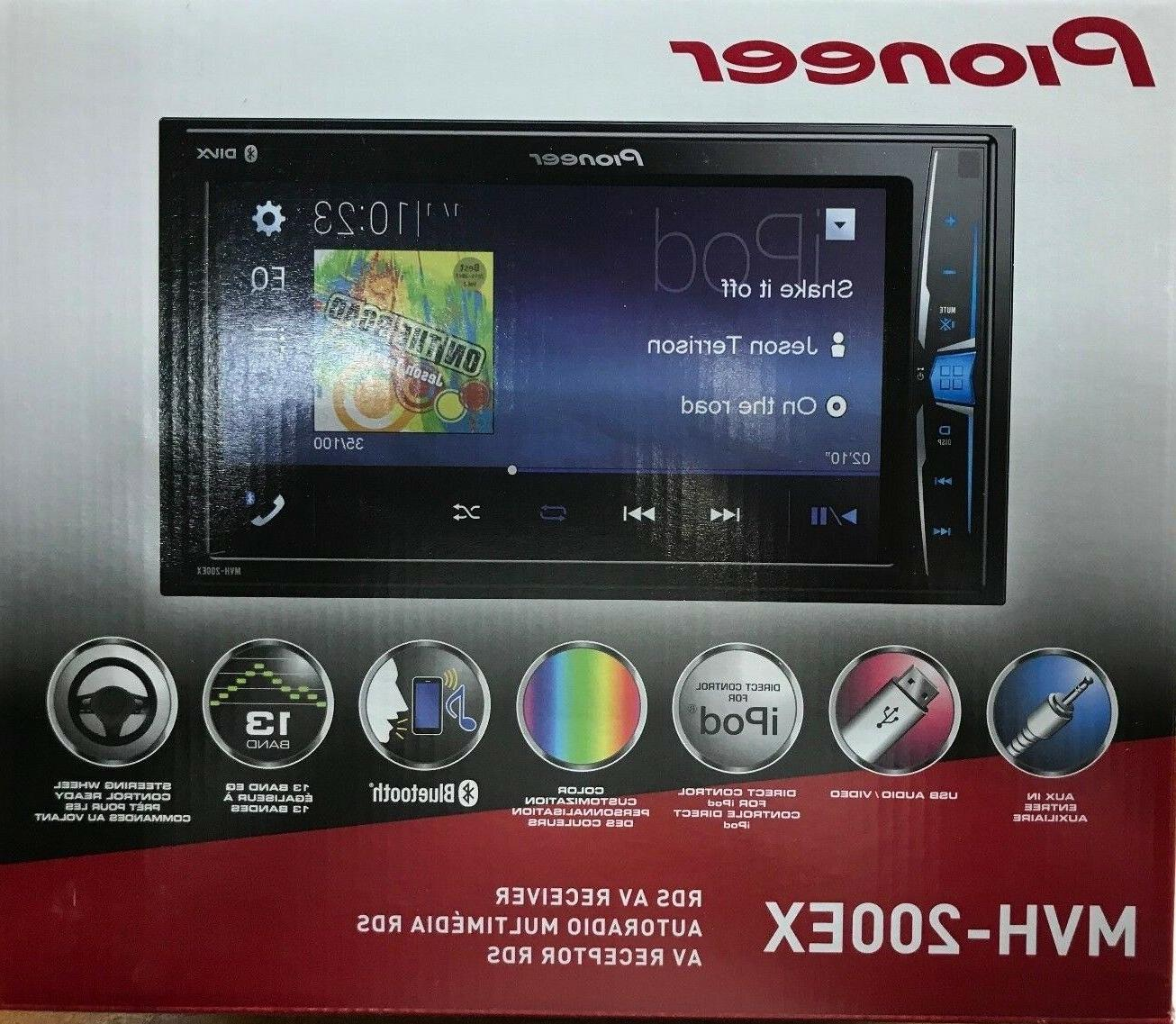 mvh 200ex double din bluetooth