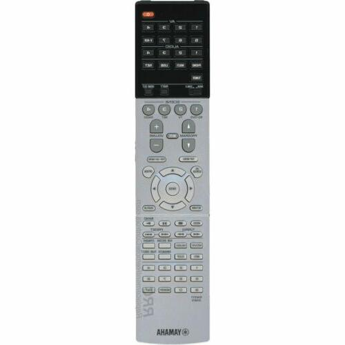 rav517 audio receiver remote control