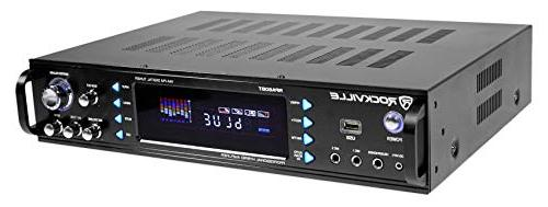 Home Theater w/Bluetooth/Tuner/USB/Mixer