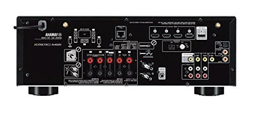 Yamaha 5.1-Channel 4K Ultra with MusicCast -