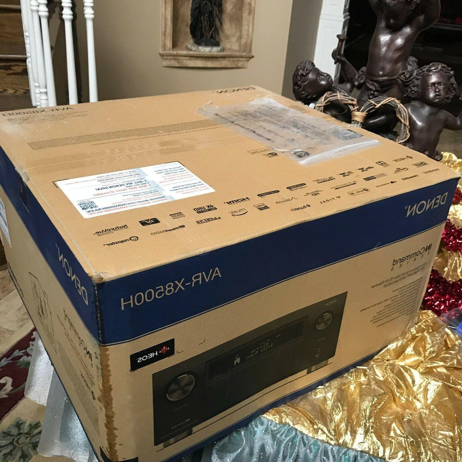 sealed avr x8500h 13 2 channel home