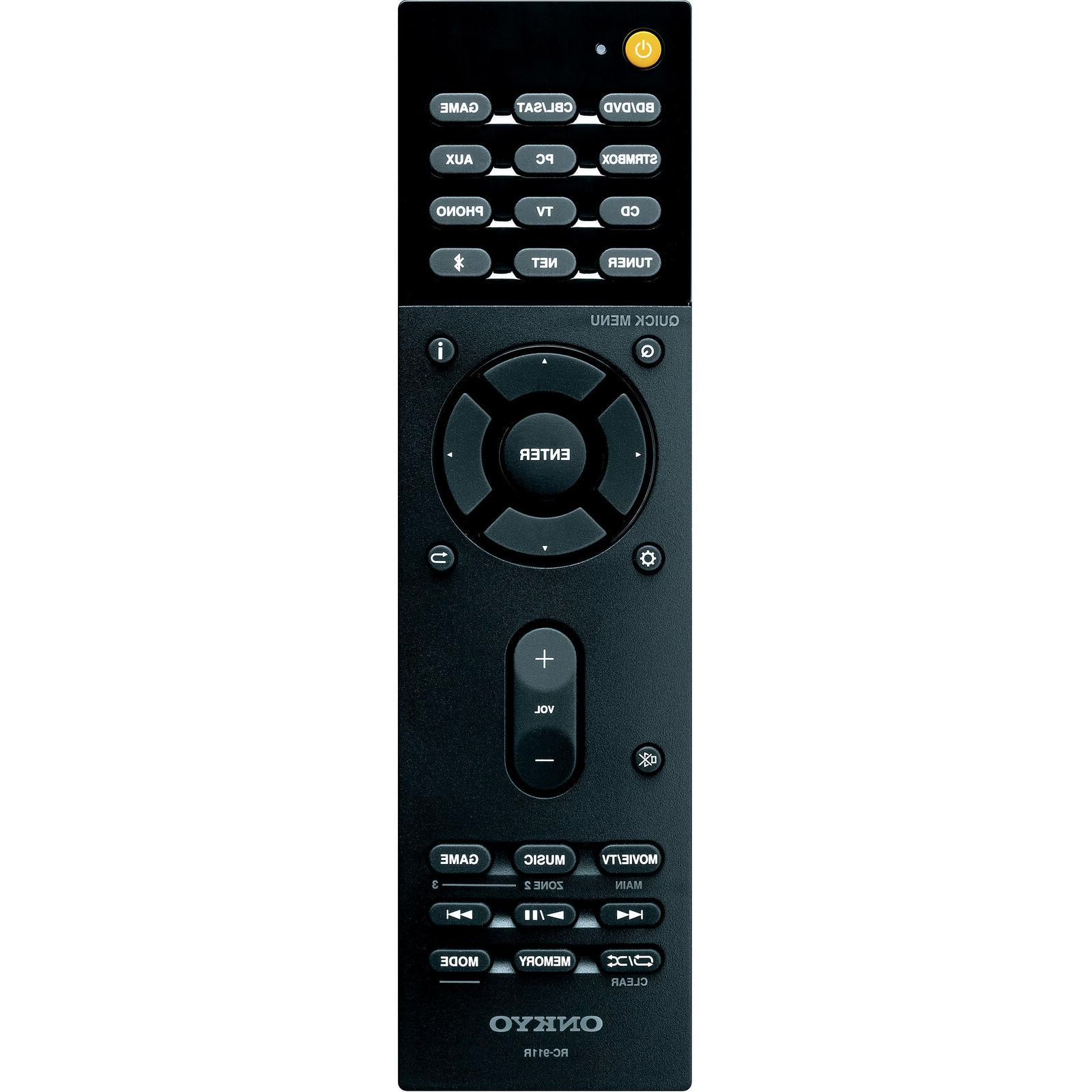 Onkyo Channel Network Home Theater Receiver
