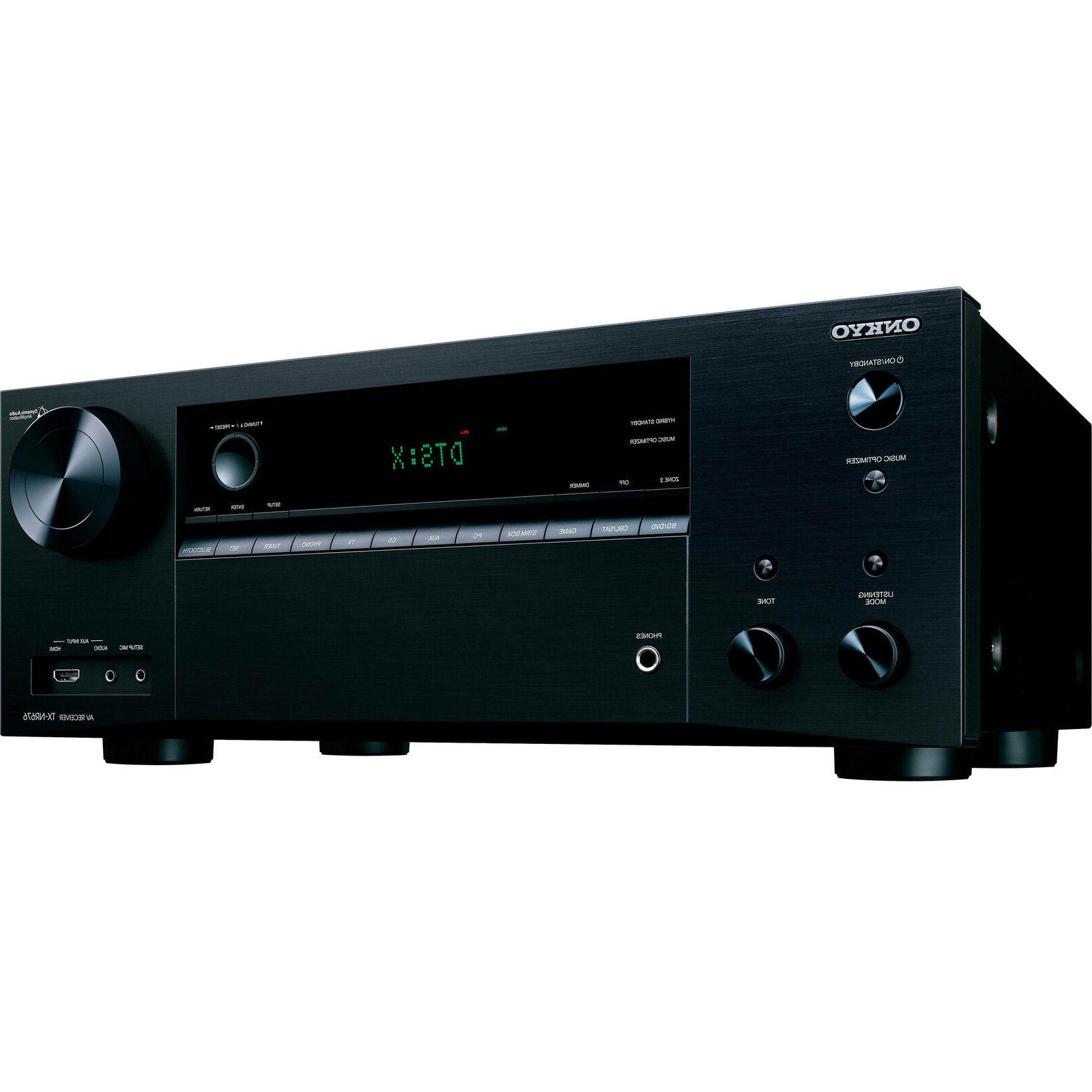 Onkyo 7.2 Network Theater A/V Receiver