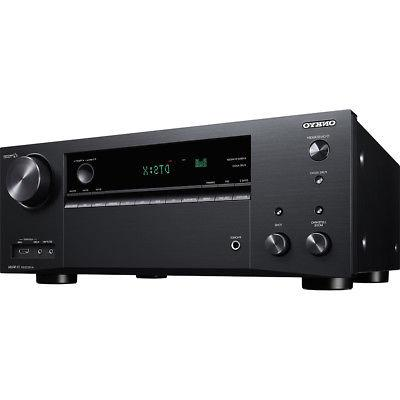 Onkyo High Resolution 4K HDR 7.2 Channel A/V Receiver