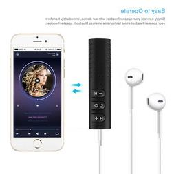 3.5mm Wireless Bluetooth Jack Audio Receiver Adapter AUX For